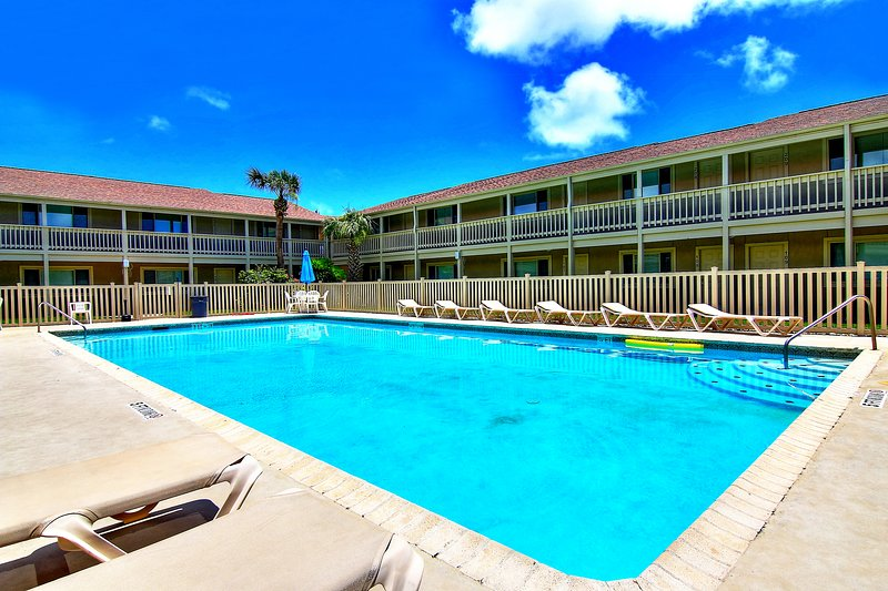 The Cozy Coconut at Courtyard Condos, location de vacances à Port Aransas