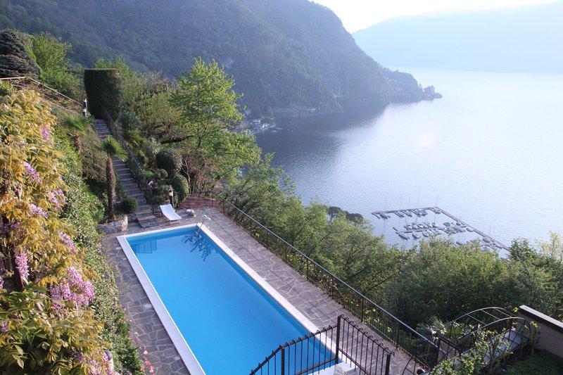 Villa la Grona, vacation rental in Menaggio