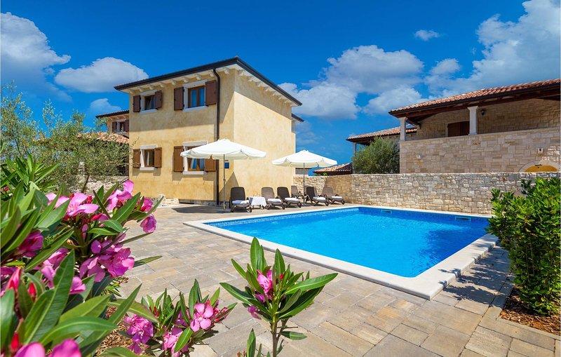 Luxe villa met Mediterraanse sfeer (CKK548), location de vacances à Sveti Anton