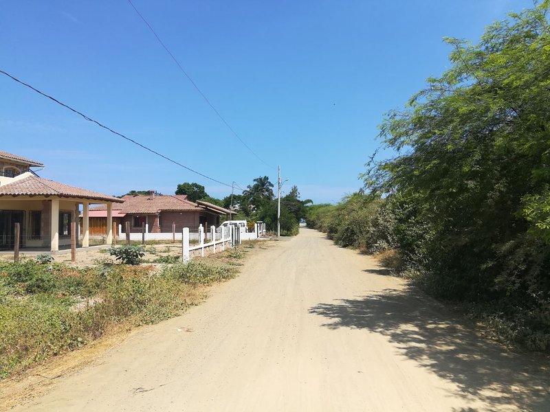 Casa en la costa de Puerto López Manabi Ecuador, Ferienwohnung in Machalilla National Park