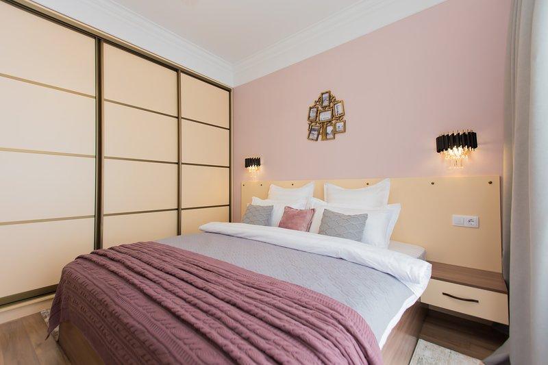 Brand new Luxury Apartments in Almaty, vacation rental in Kazakhstan