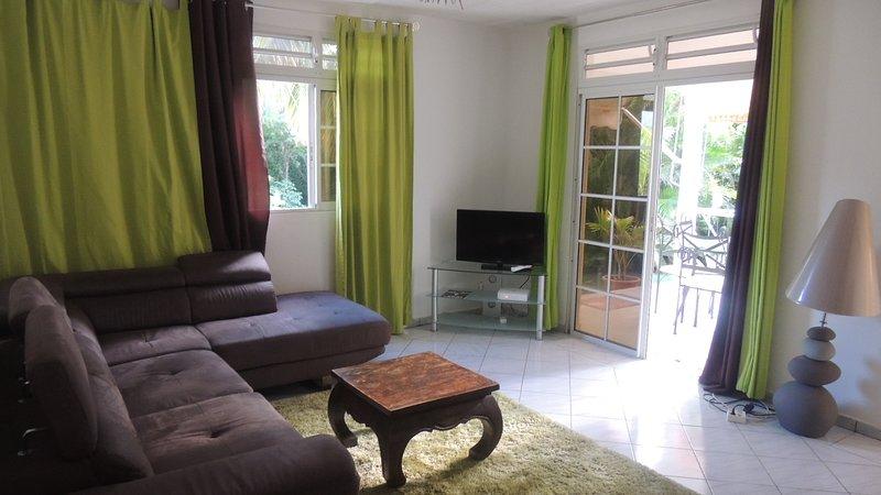 Appart villa, holiday rental in Mahaut