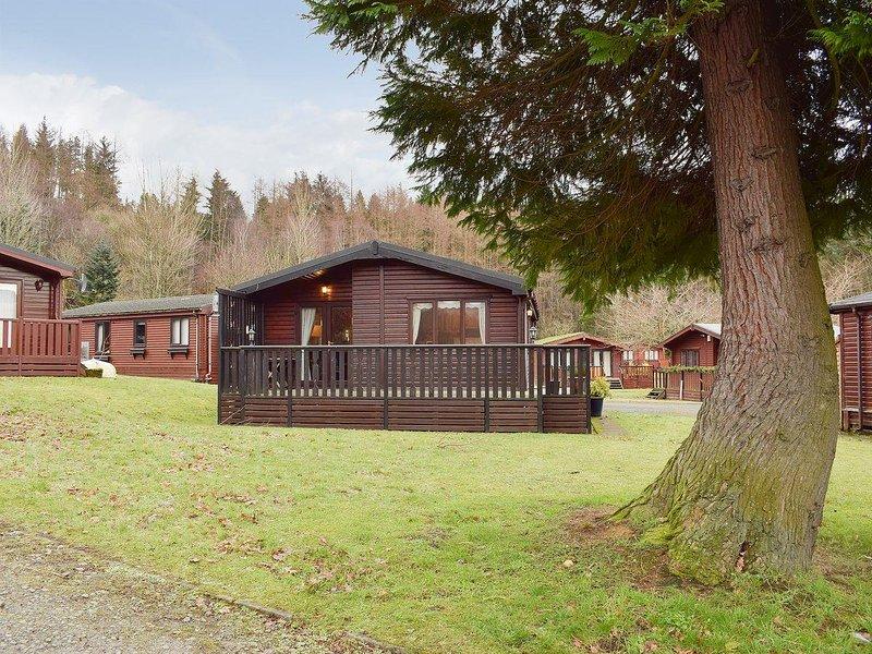Lodge 27 Loch Lomond, alquiler de vacaciones en Luss