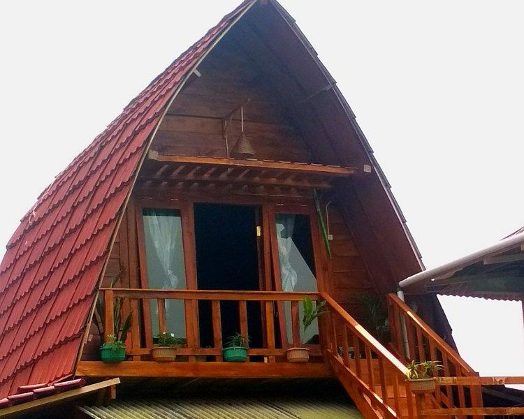 Camp omah sejuk, holiday rental in Wonosobo