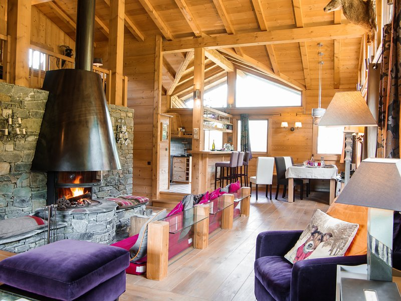 Chalet Ibex, vacation rental in Chamonix