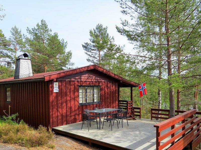 Kjørull (TEM041), Ferienwohnung in Nissedal Municipality