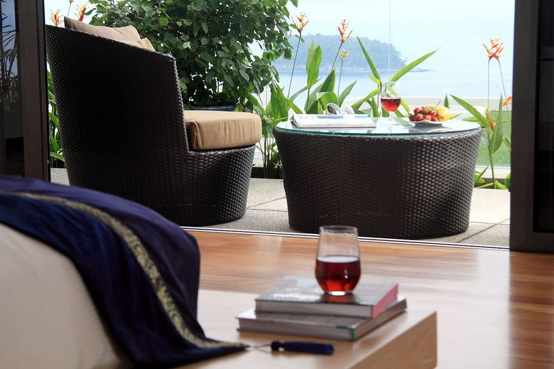 A11 · The Heights luxury penthouse 3bedrooms ocean view, vacation rental in Kata Beach