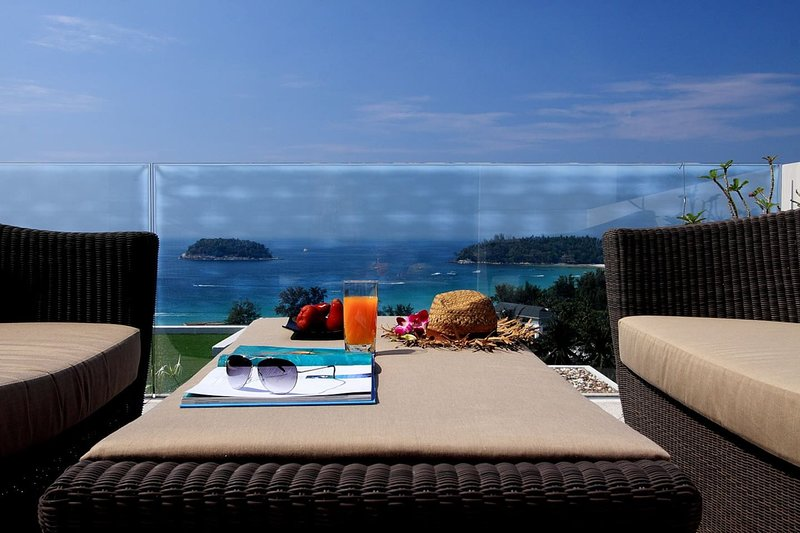 B15 · The heights Kata luxury 2bedroom ocean view B15, vacation rental in Kata Beach