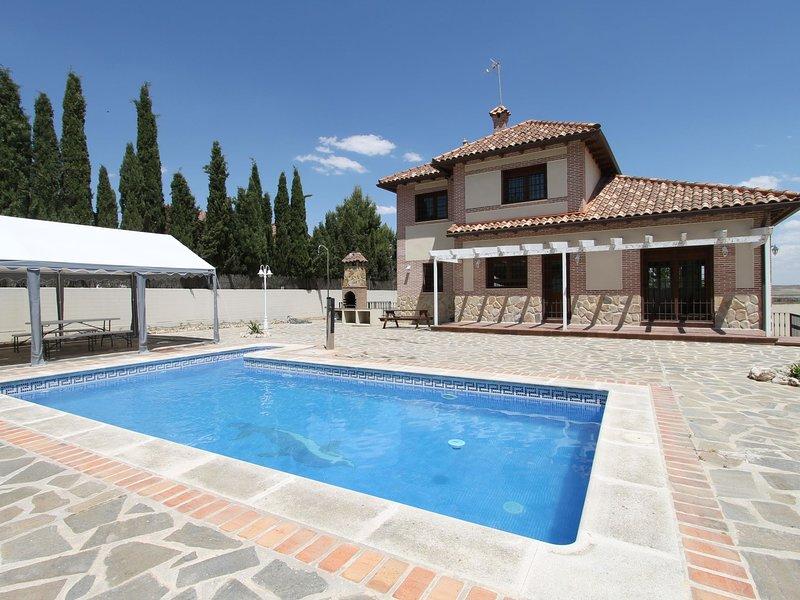 Casa Mirador del Valle, vacation rental in San Martin de la Vega