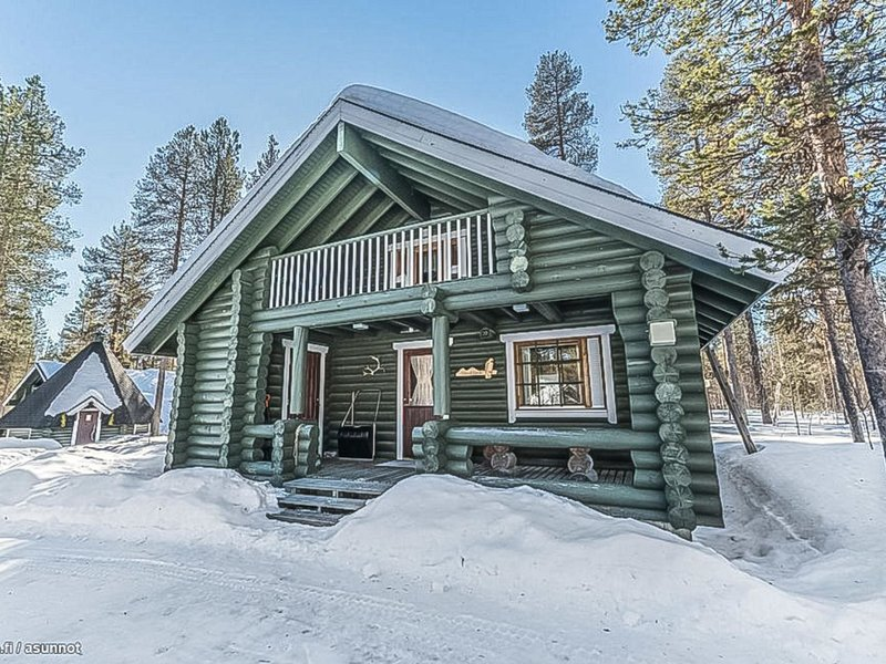 Levihaukka 10, vacation rental in Särkijärvi