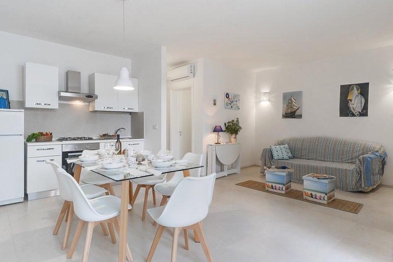 Appartamento Oltremare, holiday rental in Lido Marini