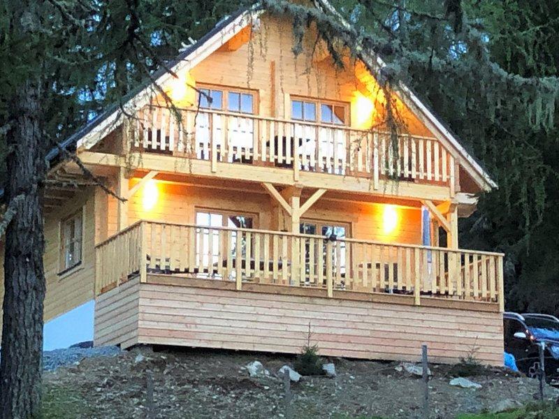 Tom´s Hütte, holiday rental in Sirnitz-Sonnseite
