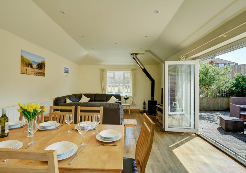 Prospect House, holiday rental in Treator
