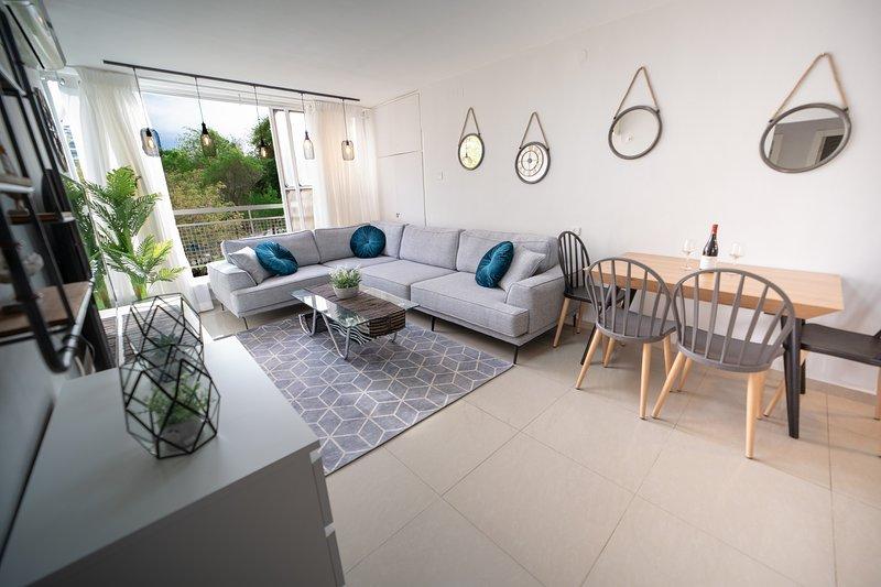 Progettato sorprendente appartamento 3BR