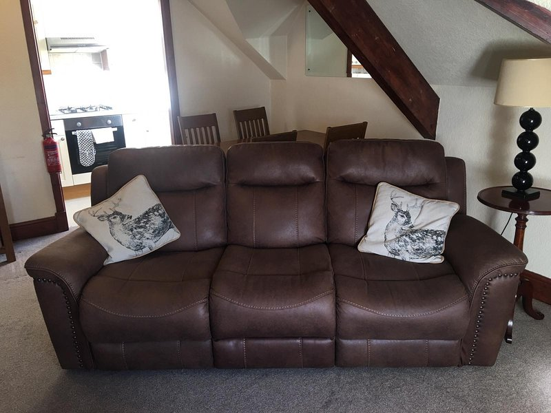 Stonyhurst Apartment, holiday rental in Clayton-le-Dale