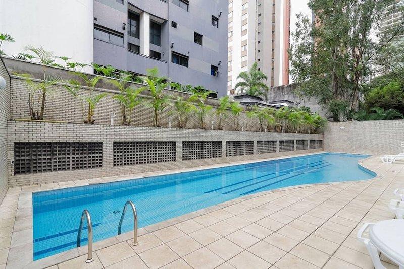 Apart in Pinheiros' heart - Benedito Calixto Sq 15, vacation rental in Sao Paulo