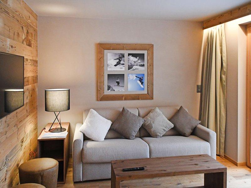 SWISSPEAK Resorts Besso, holiday rental in Ayer
