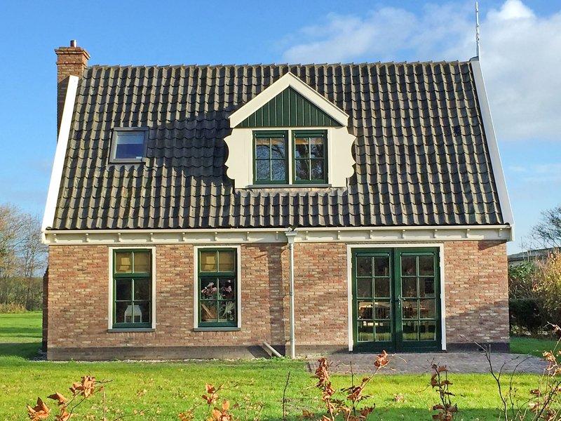 Wiringherlant, holiday rental in De Cocksdorp