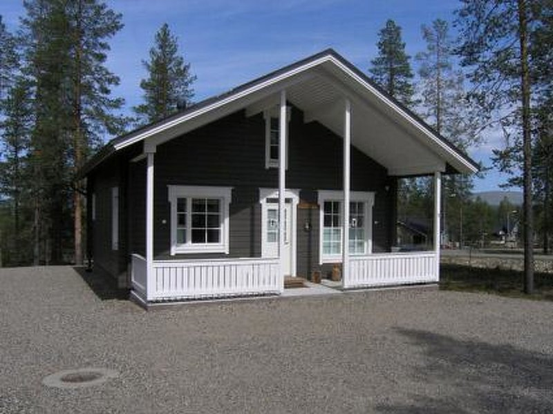 Ylläskankare, holiday rental in Akaslompolo