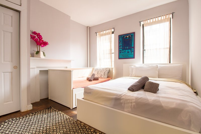 Times Square One Bedroom Holiday Flat (Sleeps 5), vakantiewoning in New York