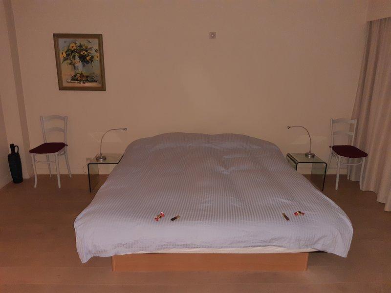 cama de agua (con bombones)
