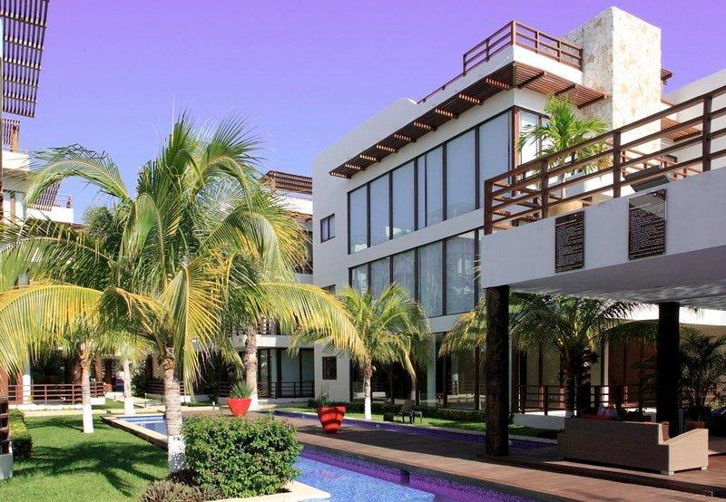 APARTAMENTO MODERNO, holiday rental in Playacar