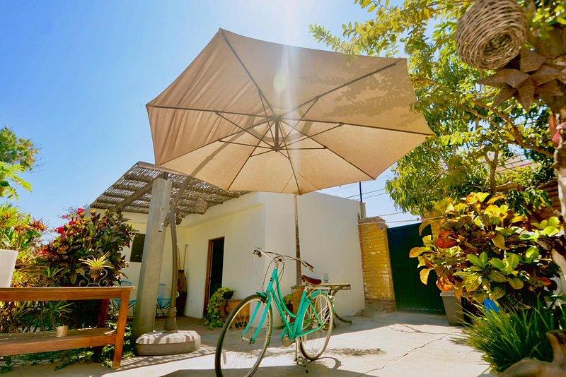 Studio in the historic Center of Todos Santos, vacation rental in Todos Santos