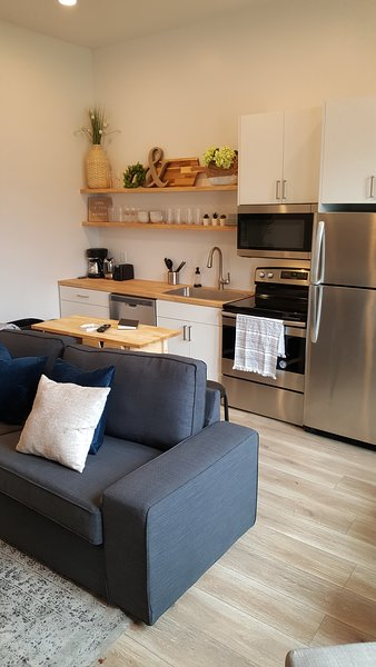 Brand New Two Bedroom Apartment In Downtown Salt Lake City - Temple Square, aluguéis de temporada em North Salt Lake