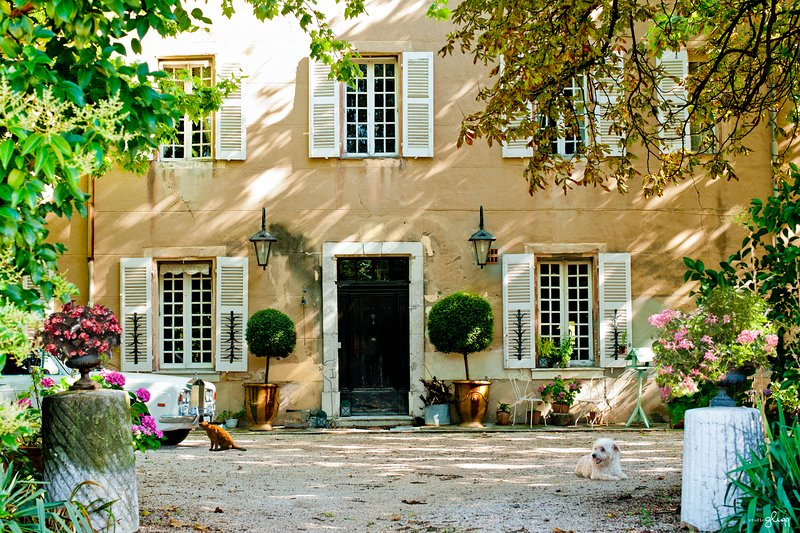 Bb Chambres dHotes Authentique Bastide typiquement Provencale, holiday rental in Le Val
