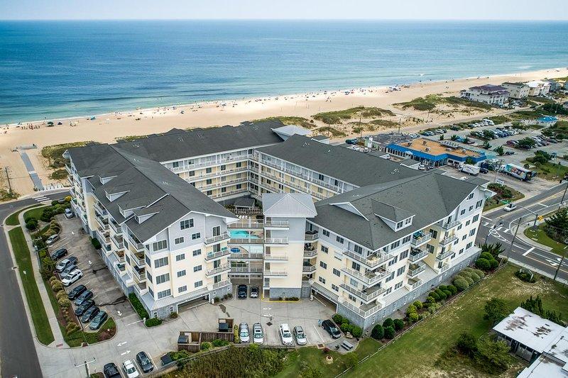 Drift Away | 100 ft from the beach | Community Pool, alquiler de vacaciones en Virginia Beach