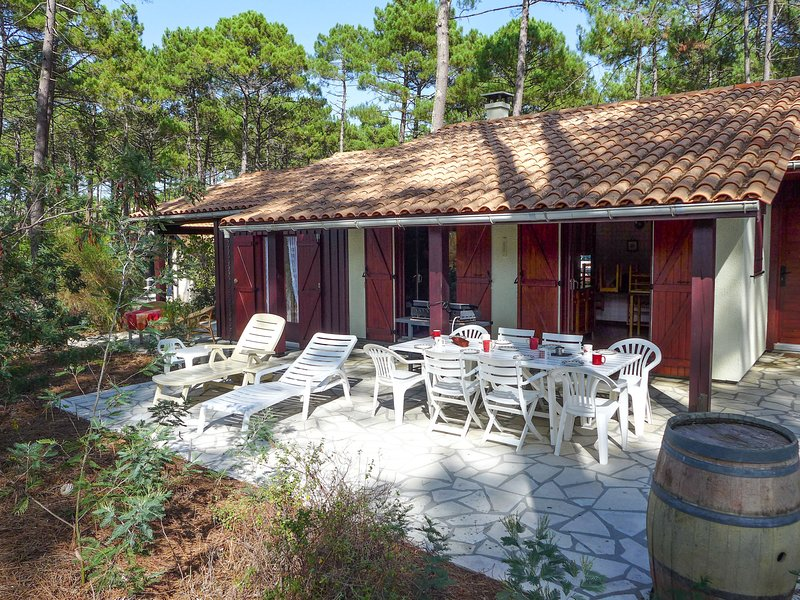 Les Sylvaines, vacation rental in Carcans