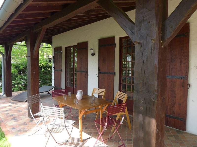 Planquehaute, holiday rental in Le Temple