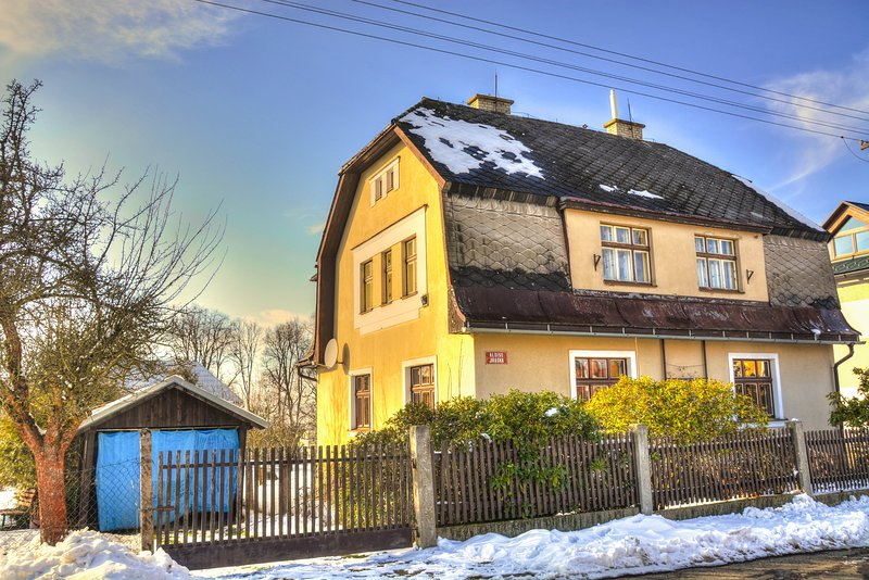 Apartmány pod klášterem, location de vacances à Zamberk