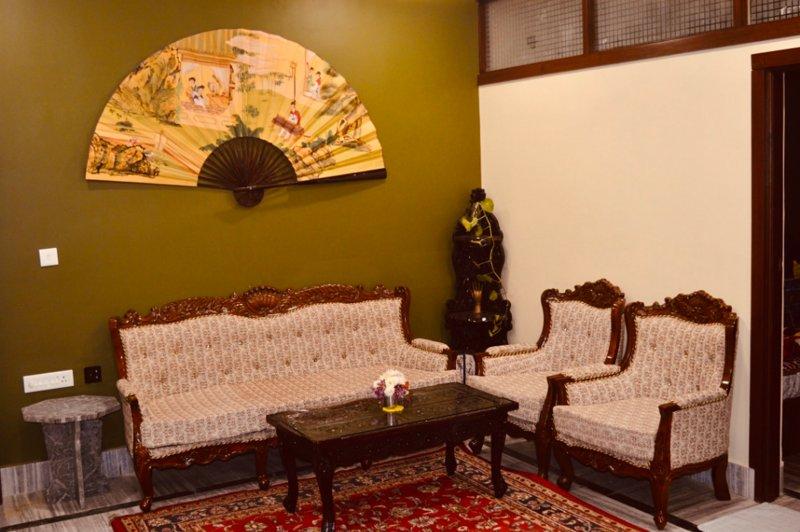Avys G1 #Agra #India # Clean&Safe #2Min #Radhasoami Temple #15Min #Taj Mahal, alquiler vacacional en Agra