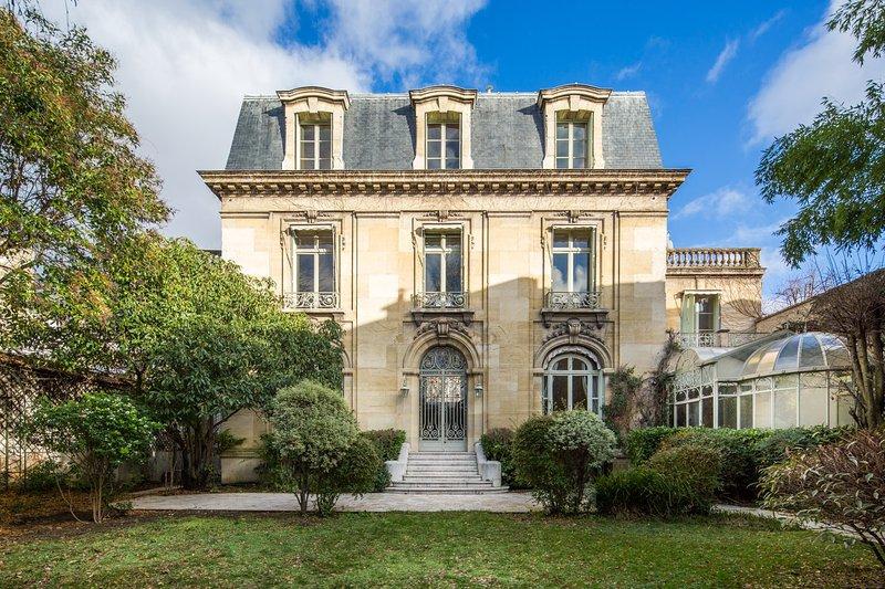 Mansion Auteuil, aluguéis de temporada em Boulogne-Billancourt