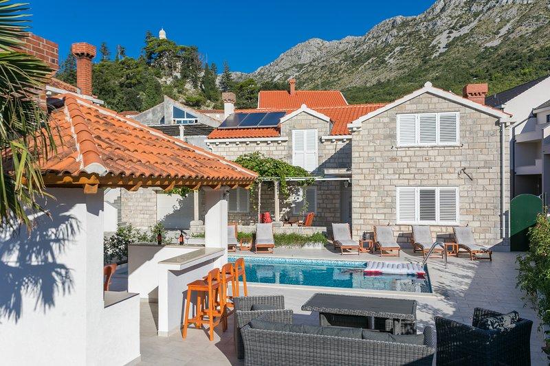 Villa Fortunei, holiday rental in Mokosica