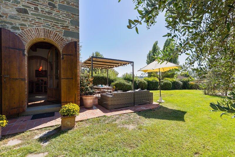 Casa di Nancy, vacation rental in Montecchio della Pozzanghera