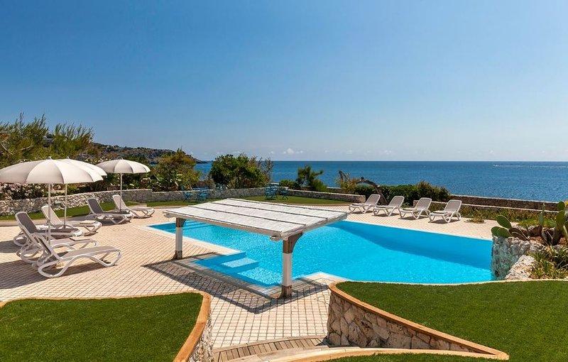 Villa Castro Marina, location de vacances à Marina di Marittima