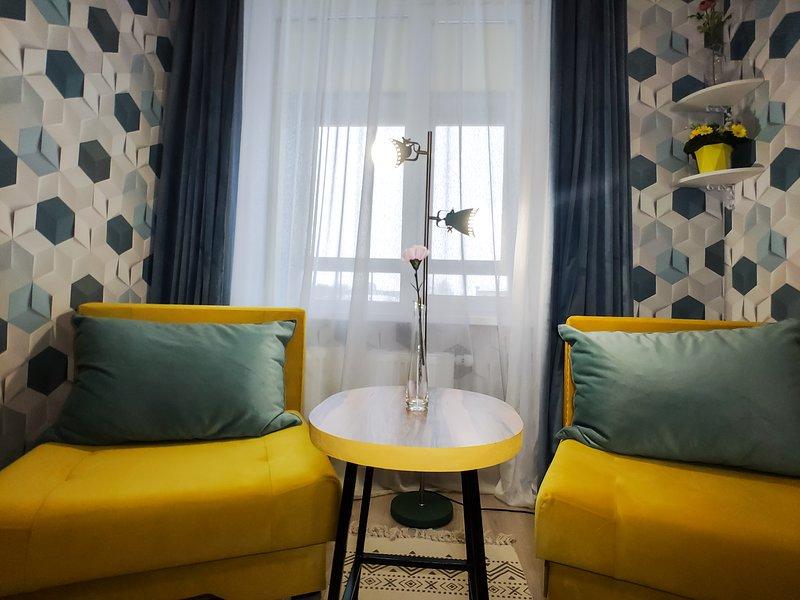 Lemon tree, vacation rental in Perm Krai