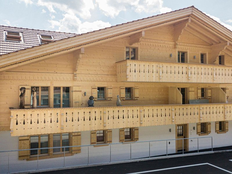 Grace, vacation rental in Schonried