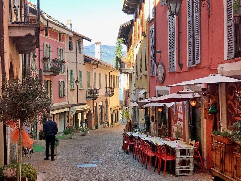 Sabina, holiday rental in Luino