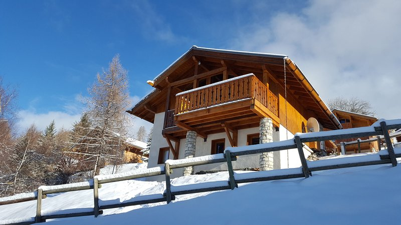 No5 Chalet Beaumont Vallandry, holiday rental in Peisey-Vallandry