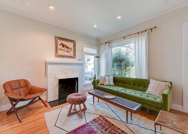 Stylish & Cozy Berkeley Home close to Everything, alquiler de vacaciones en Albany