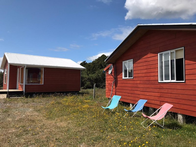Cabañas Punta Nao - Carretera Austral, holiday rental in Los Lagos Region