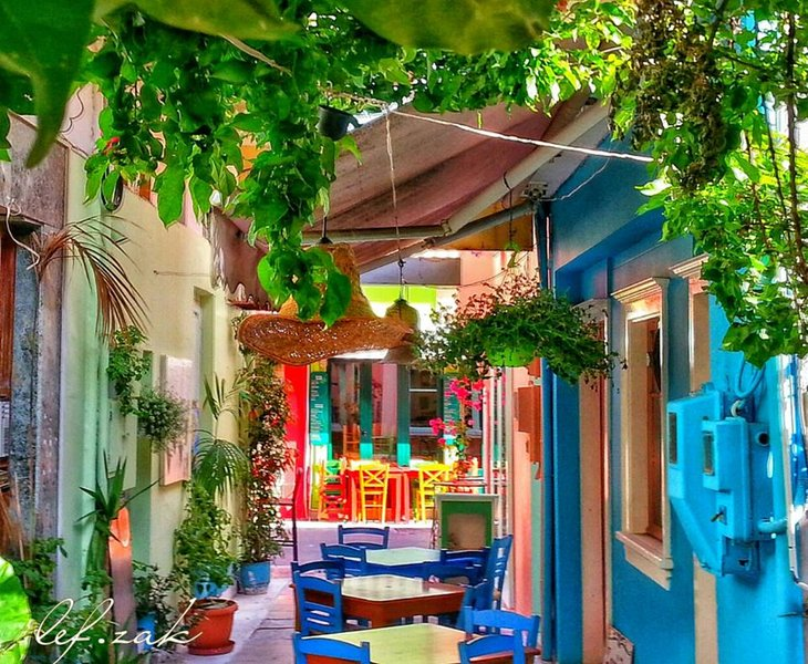 Lefkos Apt in Lefkada City Center!, holiday rental in Lefkada Town