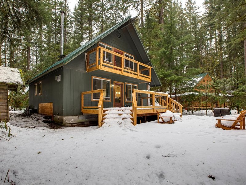 49SL-Remodeled Country Cabin!, casa vacanza a Deming