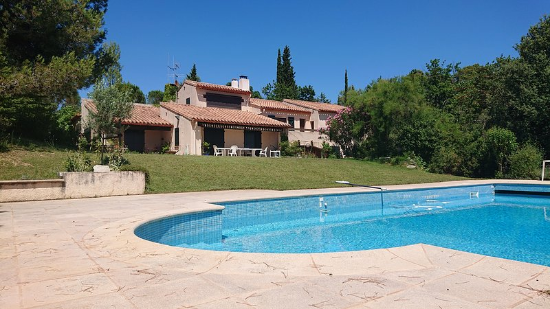 Amazing house with swimming-pool, holiday rental in Villardonnel