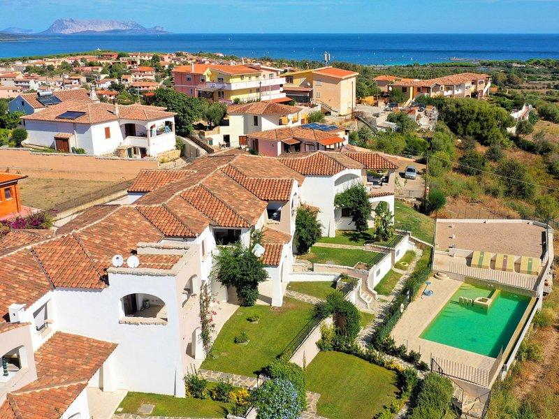Panorama 5, vacation rental in Tanaunella