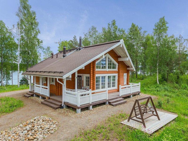 Paavolanniemi, location de vacances à Leppavirta