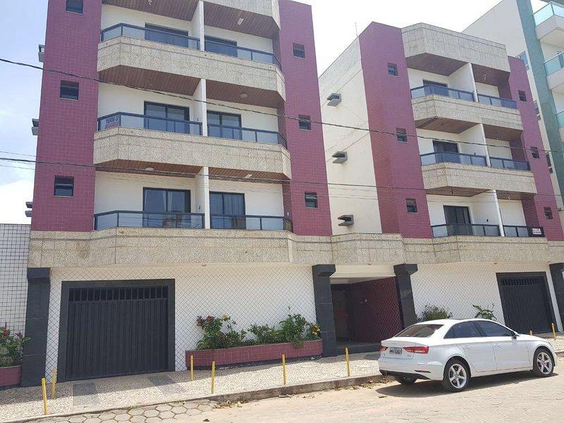 Apartamento mobiliado em Castelhanos-ES, location de vacances à Alfredo Chaves